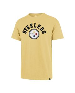 Pittsburgh Steelers '47 SCRUM Logo T-Shirt