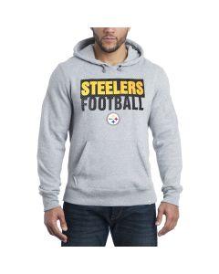 Pittsburgh Steelers '47 Steel Plate Hoodie