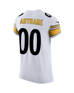 Men's Nike Authentic Custom Away Jersey