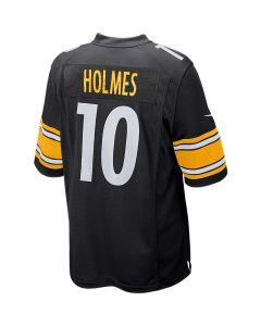 Santonio Holmes #10 Men's Nike Replica Home Jersey