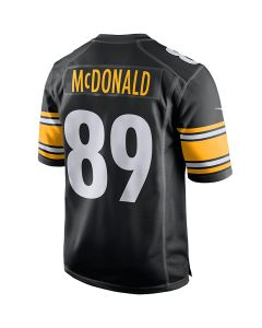 Vance McDonald #89 Men's Nike Replica Home Jersey