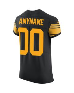 Men's Nike Authentic Custom Color Rush Jersey