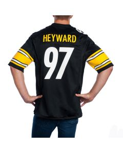 Cameron Heyward #97 Men's Replica Home Jersey