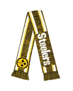 Pittsburgh Steelers Color Blend Knit Scarf