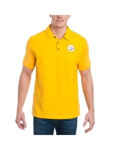 Pittsburgh Steelers Nike Gold Team Issue Polo