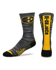 Pittsburgh Steelers Team Vortex Socks