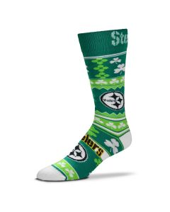 Pittsburgh Steelers St. Patrick's Day Socks