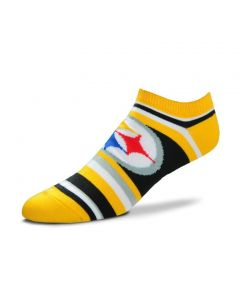Pittsburgh Steelers Lotta Stripe Socks