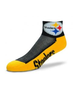 Pittsburgh Steelers Color Block Socks