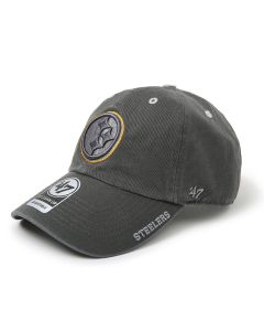 Pittsburgh Steelers '47 Grey Ice CLEAN UP Hat