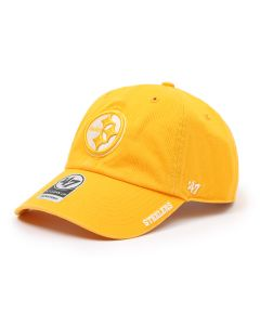 Pittsburgh Steelers '47 Gold Ice CLEAN UP Cap