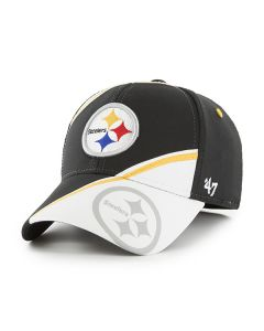 Pittsburgh Steelers '47 CONTENDER Out Look Cap