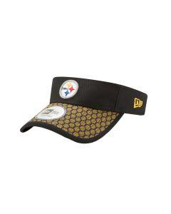 Pittsburgh Steelers New Era Sideline Visor