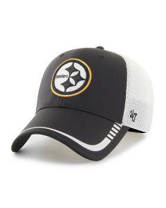 Pittsburgh Steelers '47 MVP Drivetrain Mesh Cap