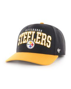 Pittsburgh Steelers '47 McCaw Wool Blend MVP Hat