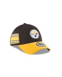 Pittsburgh Steelers New Era 39THIRTY Sideline Home Hat