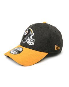 Pittsburgh Steelers New Era 39THIRTY Helmet Cap