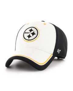 Pittsburgh Steelers '47  MVP Mesh Cahill Cap