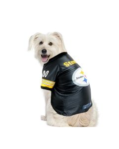 Pittsburgh Steelers Big Dog Premium Pet Jersey