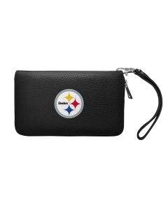 Pittsburgh Steelers Pebble Wallet Organizer