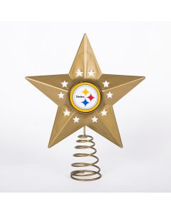 Pittsburgh Steelers Tree Topper