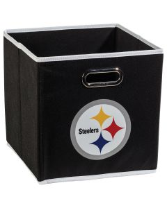 Pittsburgh Steelers Collapsible Storage Bin
