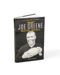 """Pittsburgh Steelers """"Mean"""" Joe Greene: Built By Football Book"""