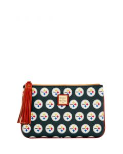 Pittsburgh Steelers Dooney & Bourke Carrington Pouch