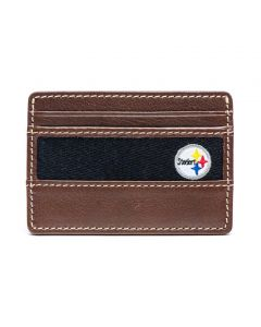Pittsburgh Steelers Men's ID Card Case