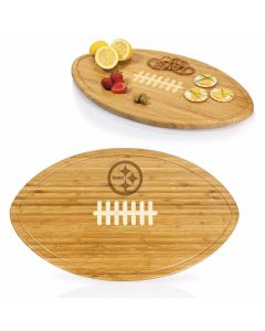 Pittsburgh Steelers Kickoff Bamboo Cutting Board