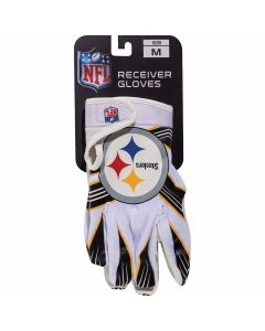 Pittsburgh Steelers YOUTH Franklin Receiver Gloves