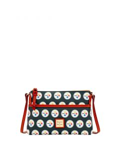 Pittsburgh Steelers Dooney & Bourke Women's Ginger Crossbody