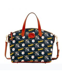 Pittsburgh Steelers Nylon Gabriella Satchel