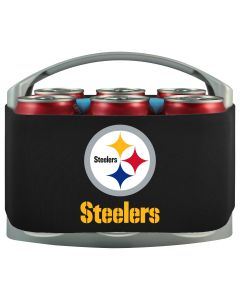 Pittsburgh Steelers Boelter Can/Bottle Cooler