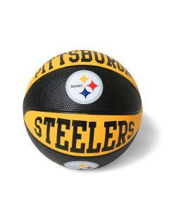"Pittsburgh Steelers 9"" Classic Basketball"