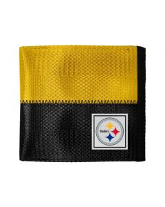 Pittsburgh Steelers Belted Bi-Fold Wallet