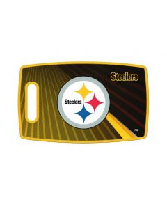 Pittsburgh Steelers Large Cutting Board