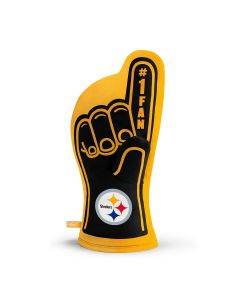 Pittsburgh Steelers #1 Oven Mitt