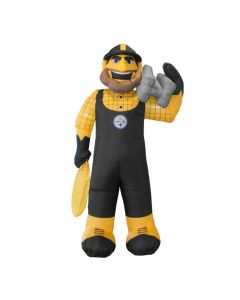 Pittsburgh Steelers Inflatable Steely McBeam