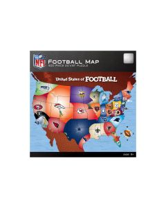 Pittsburgh Steelers United States of Football Puzzle
