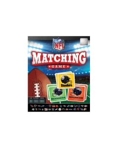 Pittsburgh Steelers NFL Match Up Memory Game