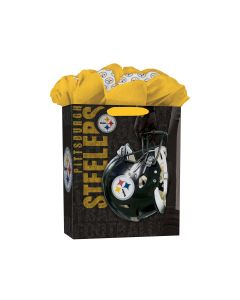 Pittsburgh Steelers Large Gift Bag