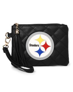 Pittsburgh Steelers Cuce Wristlet Purse