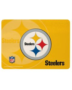 Pittsburgh Steelers Glass 3D Cutting Board