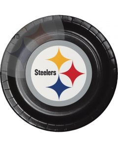 Pittsburgh Steelers Dinner Paper Plates