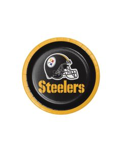 Pittsburgh Steelers Luncheon Paper Plates