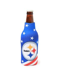 Pittsburgh Steelers Stars and Stripes Bottle Koolie