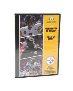 Pittsburgh Steelers 2016-2017 Season Highlights DVD Combo Set