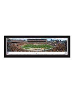 Pittsburgh Steelers Heinz Field Composite Frame Panorama - Steelers vs Jets