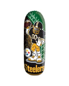 Pittsburgh Steelers Rookie Bop Bag
